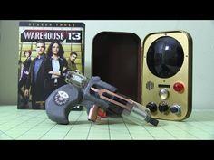 ▶ DIY Steampunk Derringer (Claudia's Mini Tesla) - YouTube
