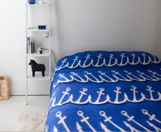 Swedish sea blanket