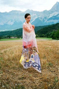 Milleneufcentquatrevingtquatre   Silk Scarves of Grandeur print pattern