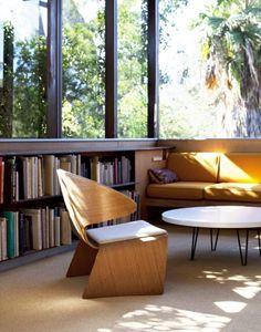 #contemporary #modern #bookshelves