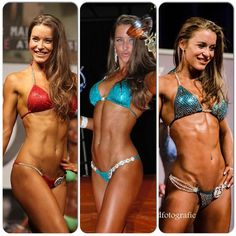 Djanilla Boekweg from The Netherlands looking amazing this year in a few custom bikinis!