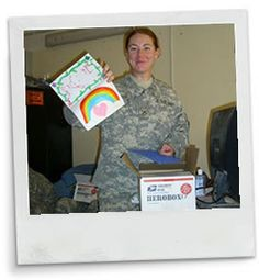 HeroBox will connect you with a deployed service member in our database so you can provide direct support to your hero.  This is a great program for individuals who want a regular commitment.