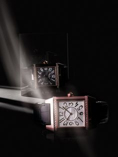 """2008. Reverso Squadra Lady Duetto  """"A versatile icon"""" by Jaeger-LeCoultre - Reinvent Yourself"""