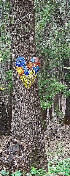 """Love a tree"" - Susan C."