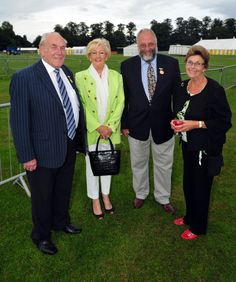 DESPITE a forecast of poor weather, crowds turned out in their thousands to view the finest produce, livestock and handy-work at the 122nd Ashbourne Show.