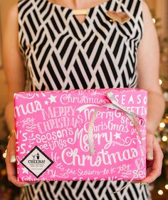 Christmas presents w