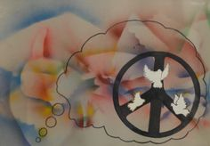 Finalist from Portugal: Lions Clubs International 2012-2013 Peace Poster Contest