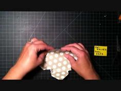 Treat Packaging w/ Envelope Punch Board -Stampin' Up!