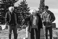 A father and son embark on a road-trip to claim a million dollar prize #NEBRASKA