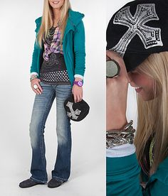 All Tied Up #buckle #fashion www.buckle.com