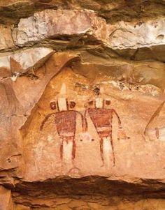 Petroglyphs | Kanab, Utah