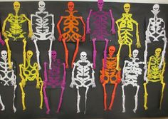 Crafty Symmetric Skeletons