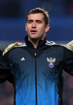 Aleksandr Kerzhakov - Russia v Brazil
