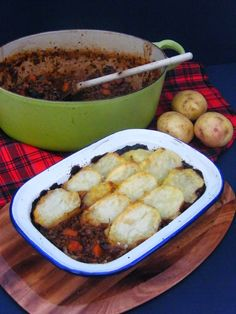Wondering what to make for dinner? Why not try this Comfort Cottage Pie. #vegetarian #veggie #vegan