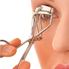 eyelash curler, beauty tips, makeup tricks, shape magazine, makeup tips