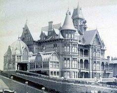 Mark Hopkins mansion on Nob Hill, San Francisco  www.noehill.com/...