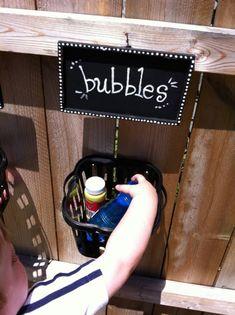 Organizing Outdoor Play DIY #DIY #Howto #Doityourself #lovelyideas #greatideas #like #love