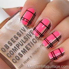 art club, nail art tutorials, nail styles, nail art designs, nail arts, summer nails, summer nail art, stripe, hot summer