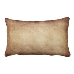 #Vintage Parchment Antique Paper Background Custom Throw #Pillow