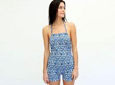 go go eco-swimsuit designer Lina Rennell - so cute!
