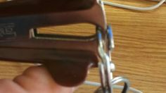 Use a Staple Remover to Easily Add/Remove Keys to Your Keyring