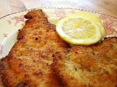 Chicken Milanese - Breaded Chicken Cutlets | BigOven