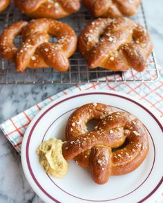 How To Make Soft Pretzels Cooking Lessons from The Kitchn | The Kitchn