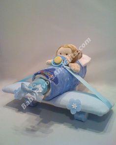 diaper airplane
