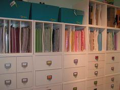 Paper Storage - Scrapbook.com