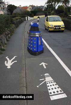 Dalek lane LOL