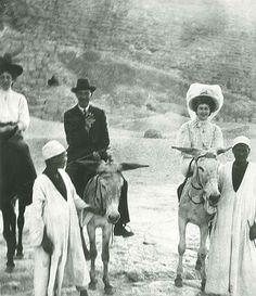 Agatha Christie in Egypt