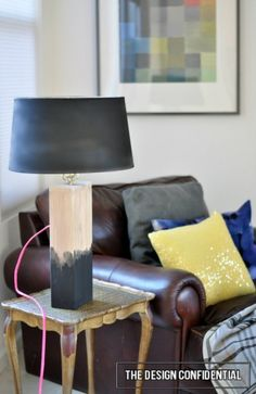 DIY Salvaged Wood Lighting Project
