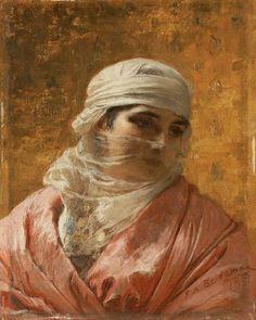 Frederick Arthur Bridgman (1847 – 1928) – Pintor Americano_20
