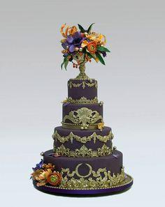 Ron Ben-Israel Cakes | iPad