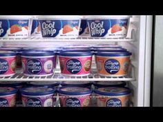 This commercial is a public service announcement about the severe mistreatment of cakes and what you can do to put a stop to it with COOL WHIP Frosting. Its perfectly whipped texture is easy to spread. It won't crumble or tear your cakes or cupcakes.