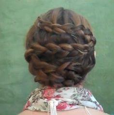 zig zag, dutch spiral, rope, food, crown, zigzag braid, braids, spiral braid, braid hair