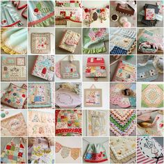 Very cute sewing/embroidery blog... looooved this blog