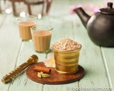 Easy Home-made Chai