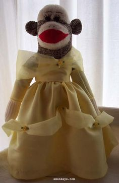"""Lady """"E""""  here is Belle's ball gown for tomorrow night!!"""