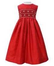 Red Flower Princess Silk Dress 3T    http://www.carouselwear.com/Red-Flower-Princess-Silk-Dress-3T.html