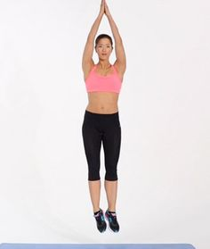 This workout video is your ticket to a 20-minute metabolic boost!