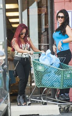 RP by Gogel Auto Sales (http://www.gogelautosales.com), Rt. 10, East Hanover - Discover buying a former rental - the smartest used car to buy.   Snooki and JWoww go food shopping in New Jersey