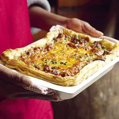 bacon and egg puff pastry pie indulge this weekend in this awesome egg ...
