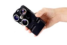 The iPhone Lens Dial - The Photojojo Store!