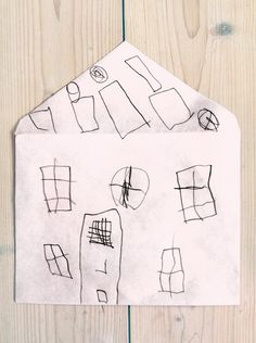 huisjes tekenen