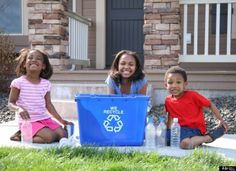 Earth Day, huffingtonpost: Play the recycling game. Click through to the excellent links. #Earth_Day