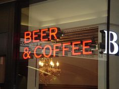 beer+and+coffee bar