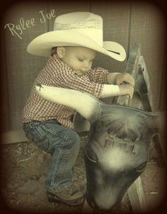 brantley born, definit pictur, born photo, rope, precious, cowgirl, little boys pics ideas, pictur idea, cowboy hats