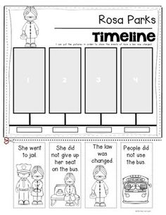 Martin Luther King, Jr. on Pinterest   Writing Activities, Elementary ...