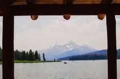 Narrative: Maligne Lake, Alberta